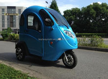 electric three wheeler with EEC