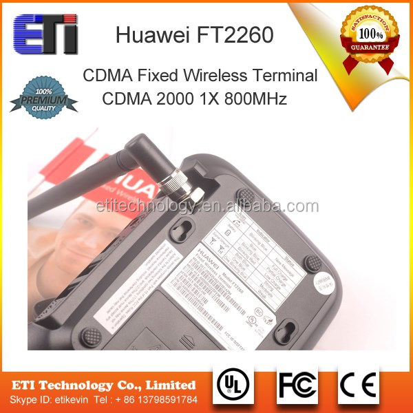 HUAWEI FCC FWT 900/2100MHz HUAWEI CDMA telephon router ,