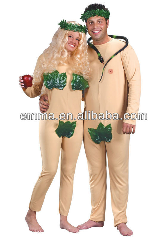 hot sales Halloween Adam and Eve Costume BM072