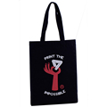 Custom wholesale promotional eco cotton fashion tote bag