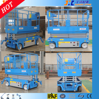 320Kg Lift Capacity 10m Lifting Height Best Price Manlifts