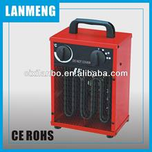 Industrial electrical fan heater 2kw 3kw LXF2-3C fl