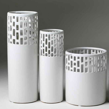 3 pcs vase set, decoration vase ceramic, special flower vase