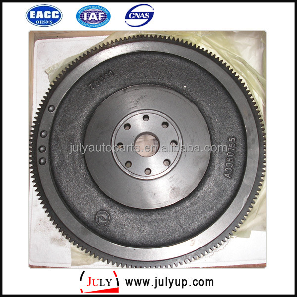 DCEC Diesel Engine Spare Parts for Cummins Flywheel 6CT ISL A3960755