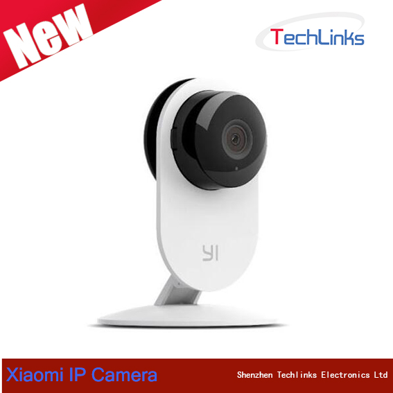 2016 Hot Xiaomi Smart Camera Xiaoyi Xiaomi Yi Ants Webcam Mini Action Sport Mi IP Camera Wifi Wireless CCTV Camera