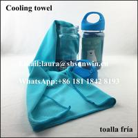 Microfiber Cooling Towel for Instant Cooling Relief in Hot Environment, Ice Towels Stay Cool for Sports and Fitness