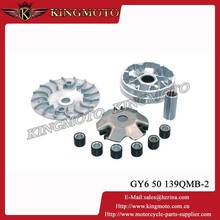 GY6 four wheel drive motorcycle clutch driven wheel