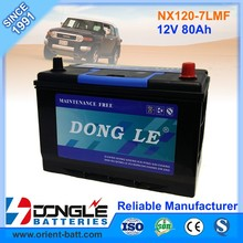 2016 Top Quality Cheapest Price Target Car Batteries