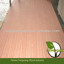 FSC certificated E1 triply plywood
