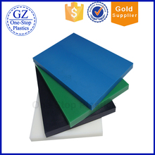 Extruded plastic HDPE sheet/plate/ panel /board supplier