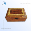 Unique design handmade high grade non-toxic solid Wood food/storage Box