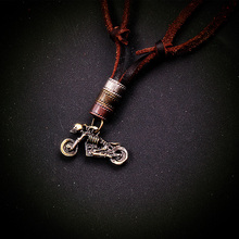 new customized motorcycle men's necklace