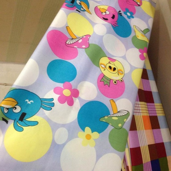 100%cotton fabric 40x40 133x72 printed cotton reactive fabric