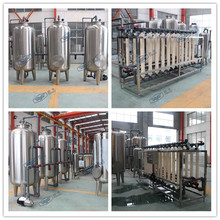 15000Ltr per hour Water Treatment System and Water Filling Equipment