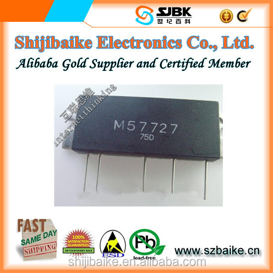 Power amplifier module m57727