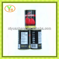 supply 70g-4500g canned tomato ketchup wholesale mexican food for the world