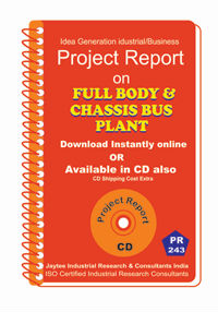 Project Report On Full Body & Chassis Bus Plant