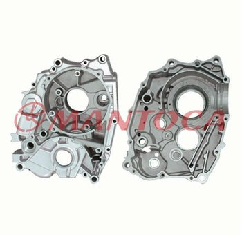 Motorcycle engine parts:Crank case Left & Right