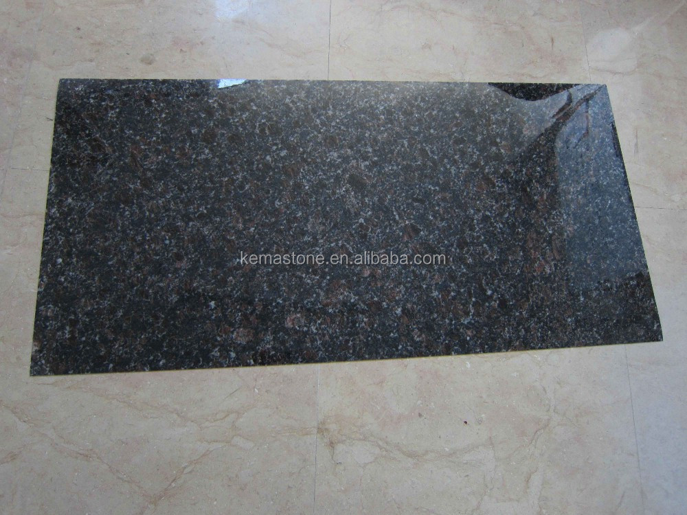 2mm thin granite veneer Tan Brown granite
