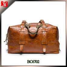 classic men travel bag designer leather duffle bags