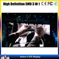 Favorites Compare PH3 high definition image quality indoor led display f indoor SMD p4,p5,p6,p7.62,lighter,easier install stage