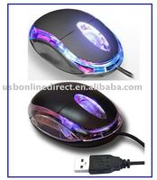 Cheap mini USB Optical wired Mouse for PC LAPTOP
