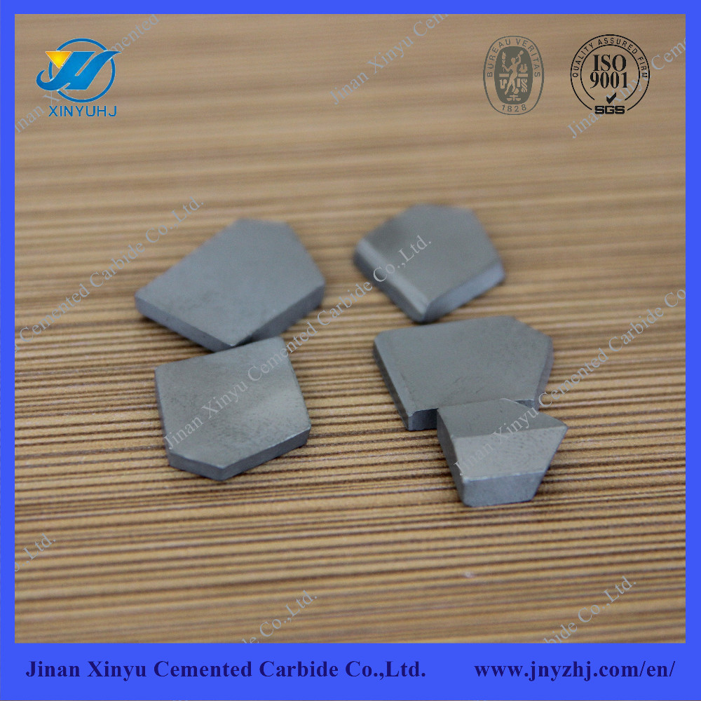 Professional manufacturer of tungsten carbide saw tips China parts