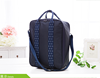 Zipper Closure Portable Nylon Travel Duffel Bag Organizer