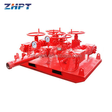 API 16A High Quality Chock Manifolds/Test Manifolds for Oil Well Control Equipment