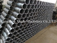 good price steel tube for making conveyor idler roller from china supplier