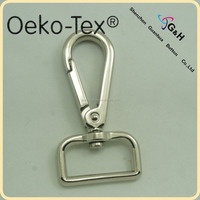 manufacture zinc Alloy buckle puller for lady's handbag wholesale make in China