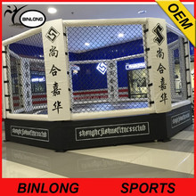 Hot selling boxing ring used octagon mma cages for sale mma cage for boxing with low price
