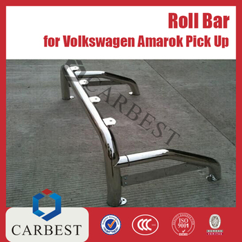 High Quality SS Roll Bar FOR VOLKSWAGEN AMAROK PICK UP