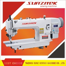 SZ0303 - D3 Direct drive top and buttom feed heavy duty walking foot lockstitch industrial sewing machine
