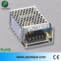 Factory Direct MS-35-24 35W 24V 1.5A output 12vdc or 24vdc power supply