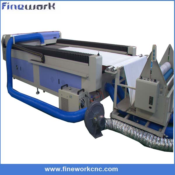 Cost effective cloth laser engraving and cutting machines automatic laser cloth cutting machine