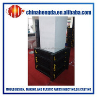 reusable plastic formwork for column concrete