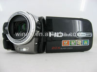 "cheap good quality video camera with 3.0""TFT LCD 5x Optical Zoom"