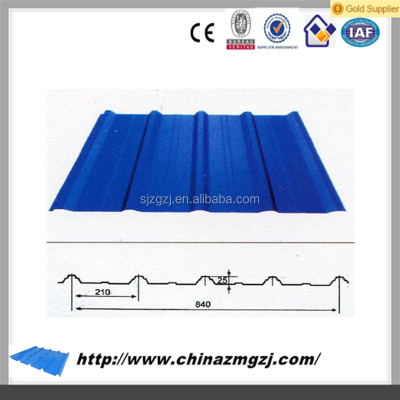 various styles used metal roofing sale metal sheet thickness measure aluzinc roof sheets