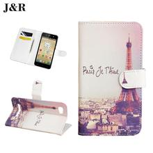 Flip Retro PU Leather Case For Samsung Galaxy S4 SIV I9500 Cover Business style Original J&R Brand phone cases 9 colors