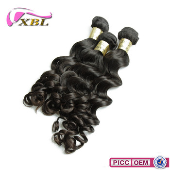 Best selling 100% loose body hair weave virgin Malaysian remy human hair