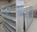 6 Rails Holding Portable Cattle Yard Panel