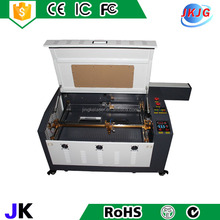 4060 co2 3d cnc used cnc leather cutting machine 3d laser engraved crystal cube machine
