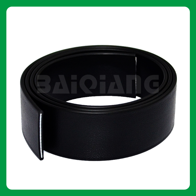 Factory direct offer eco-friendly pvc coated nylon webbing for men''s belt