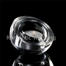 semisphere crystal tealight candle holder for Wedding decorations event products party decorations