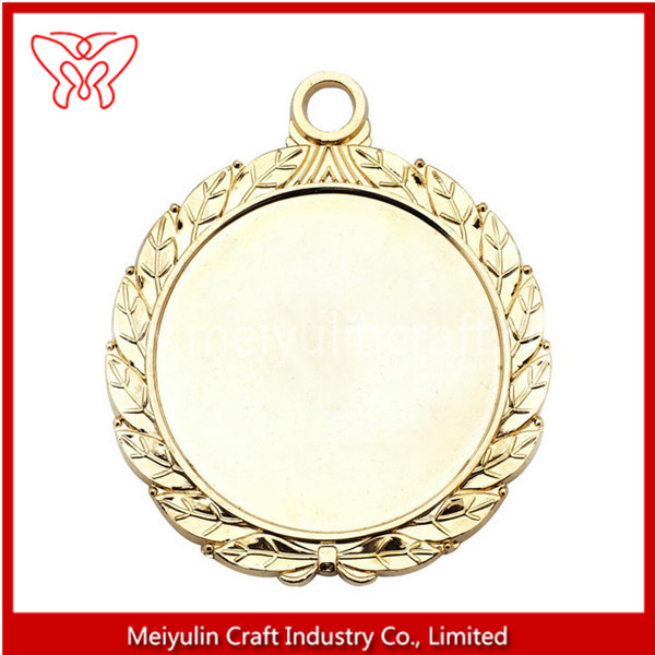 new hot selling products customized medal awards with easy release strap