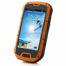 China Brand The 1st ALPS S09 NFC Waterproof Phone IP68 & Dustproof Quad Core Android 4.2 Dual SIM Shock Resistant Mobile Phone