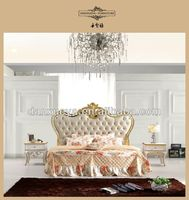 High head board picture design king size bed