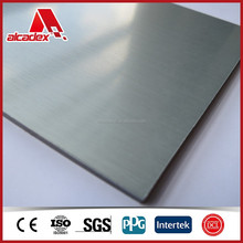 building cladding titanium zinc composite panel