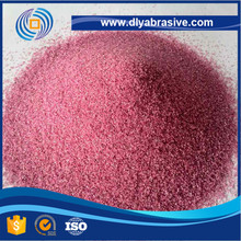 Natural abrasive material ruby emery /fused alumina used in Casting Industry